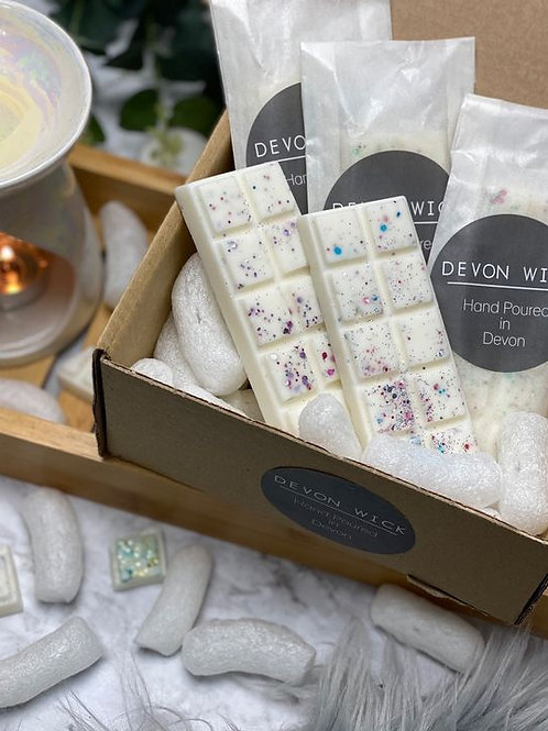 Devon Wick Time to Unwind Snap Bar Wax Melts