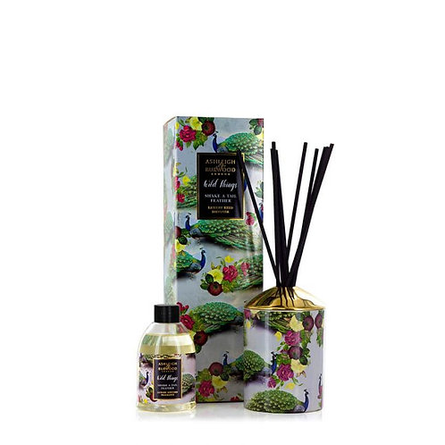 Wild Things Reed Diffuser - Shake a Tail Feather