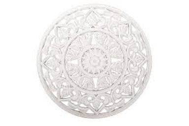Large Ornate Round Wall Art