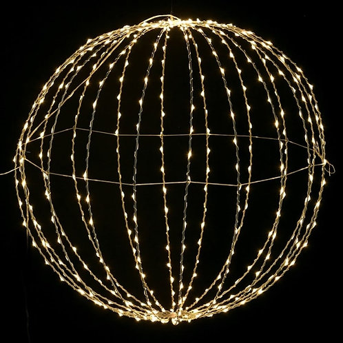 Medium Lit Globe
