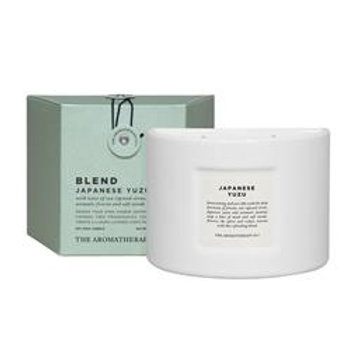 The Aromatherapy Co 280g Blend Candle - Japanese Yuzu