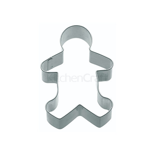 KitchenCraft Gingerbrea Boy Cookie Cutter