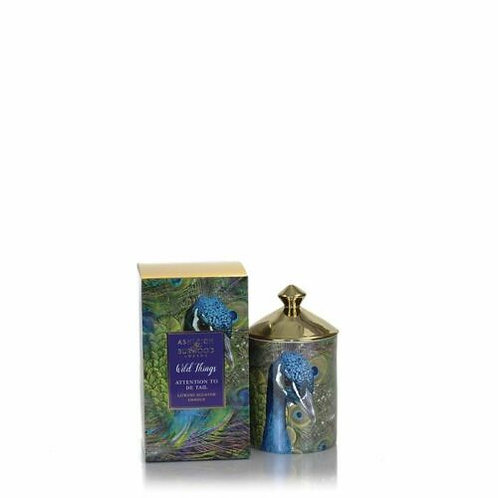 Ashleigh and Burwood Wild Things - Attention to De Tail Candle