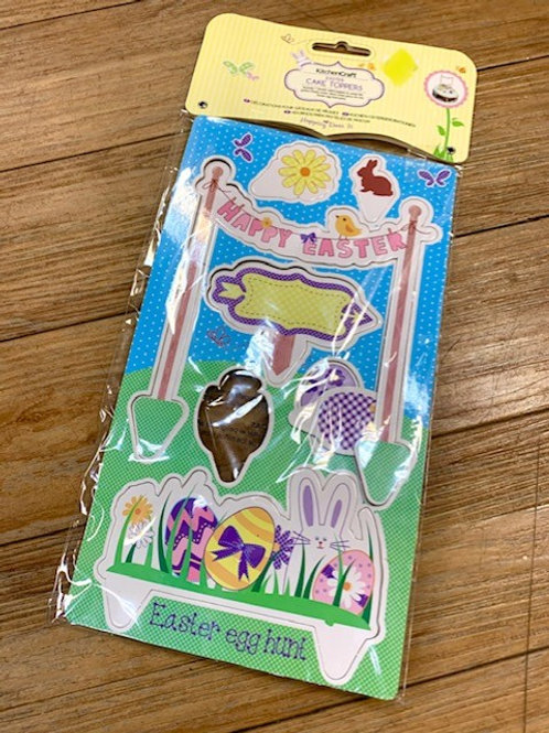 Kitchencraft Easter Cake Topper Kit
