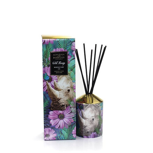 Wild Things Diffuser - Rhino Saw Us - (Violet and Iris)
