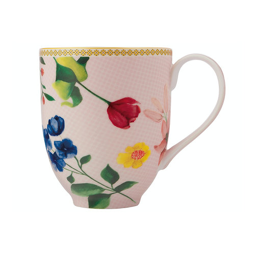 Maxwell and Williams Tea's & C's Contessa 300ml Coupe Mugs Set of Two