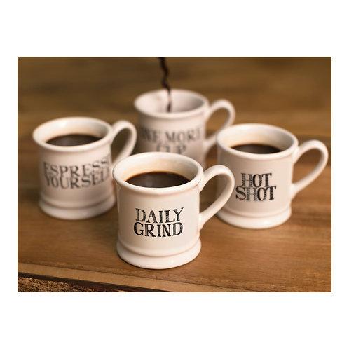 Creative Tops Espresso Tankard Mug - Hot Shot
