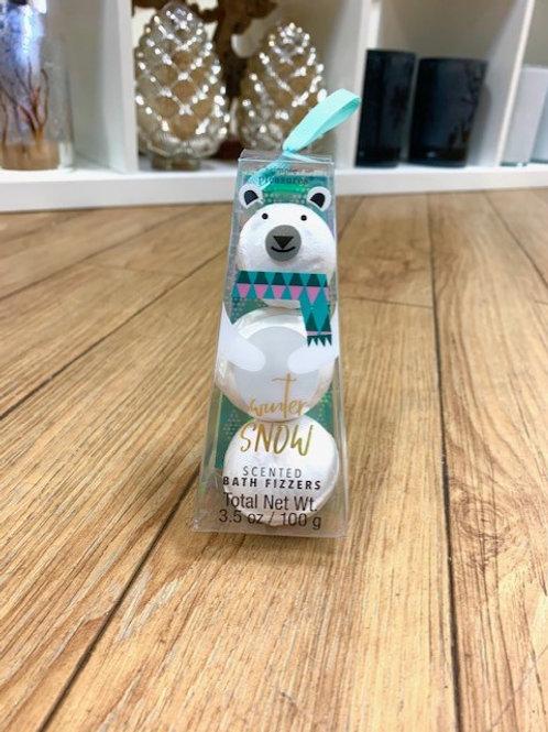 Polar Bear Bath Bomb Fizzers