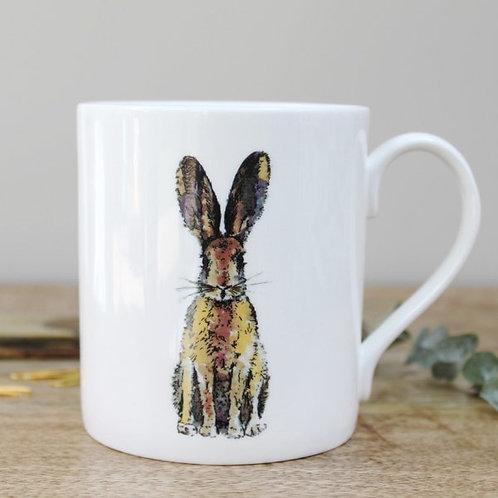 Toasted Crumpet Hare Mug