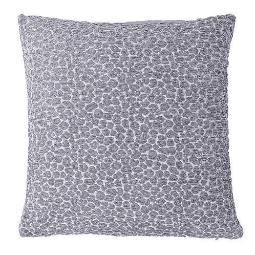 Leo Silver Cushion by Riva Home 45x45cm