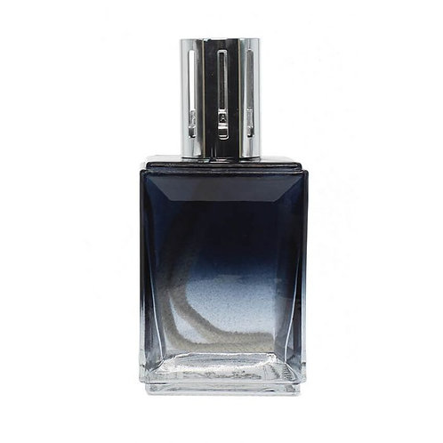 ASHLEIGH & BURWOOD: FRAGRANCE LAMP - OBSIDIAN BLACK / CLEAR