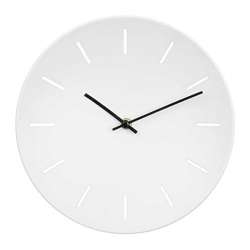 Home Time Metal Wall Clock