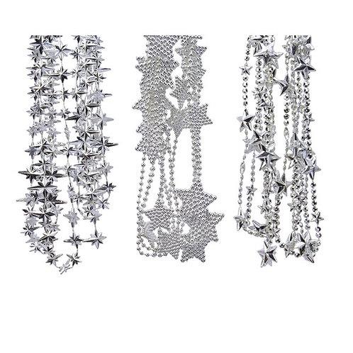 Beaded Stars Garland - Stars with Beads