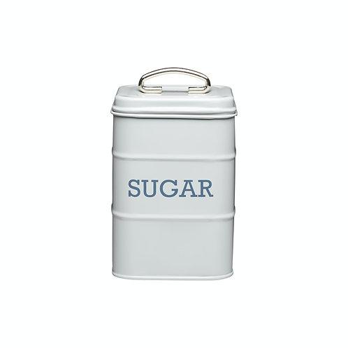 Living Nostalgia Sugar Storage Canister - French Grey