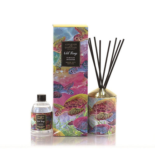 Wild Things Reed Diffuser Refill - Turtley Awesome