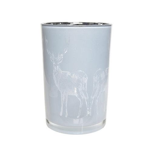 Laser Deer Design Tealight Holder