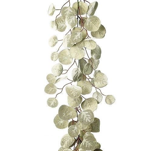 Gold Leaf Garland 175cm