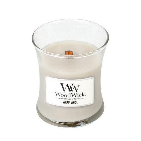Warm Wool - Medium Hour Glass Candle