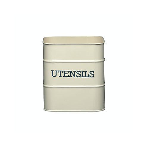 Living Nostalgia Utensil Holder - Antique Cream