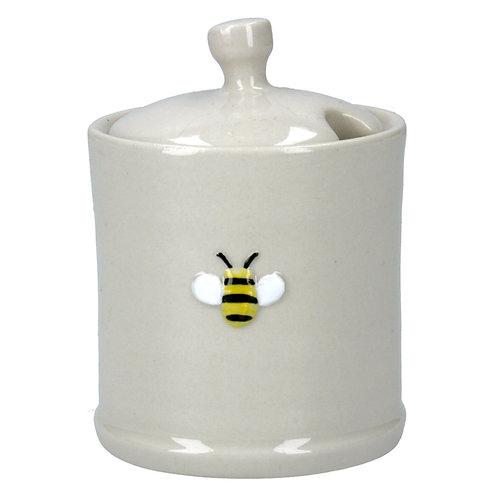 Gisela Graham Ceramic Honey Bee Pot