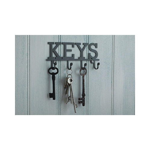 Living Nostalgia Wire Key Hook