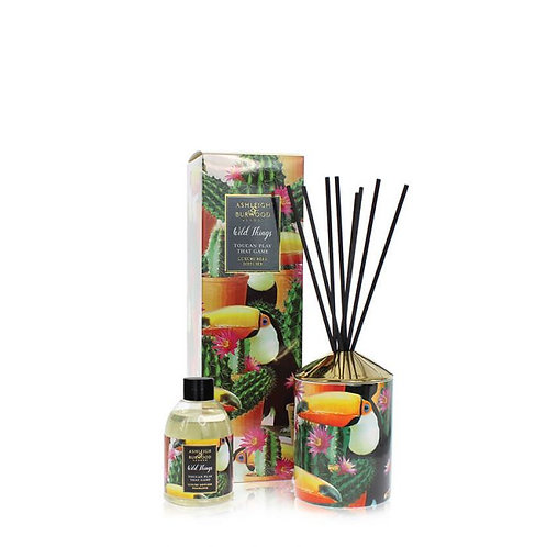 Wild Things Reed Diffuser - Toucan Play That Game