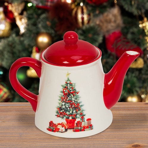 Richard Macneil Christmas Tree Design Teapot