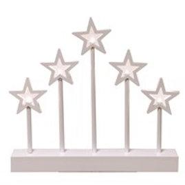 LED 5 Stars Decorative Lights
