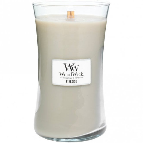 Fireside - Large Hour Glass Candle