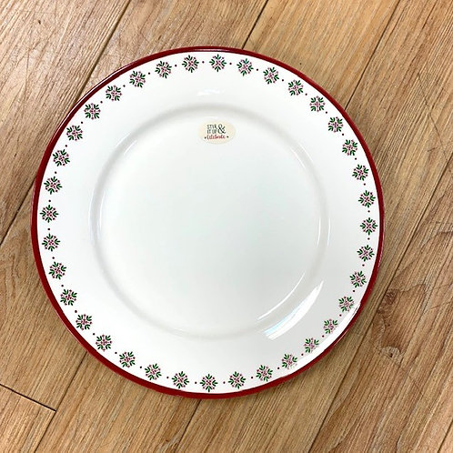 """""""Our Happy Place""""Dinner Plate"""