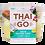 Thumbnail: Thai to Go - Green Chicken Curry with Basmati Rice & Seasonal Veggies 350g
