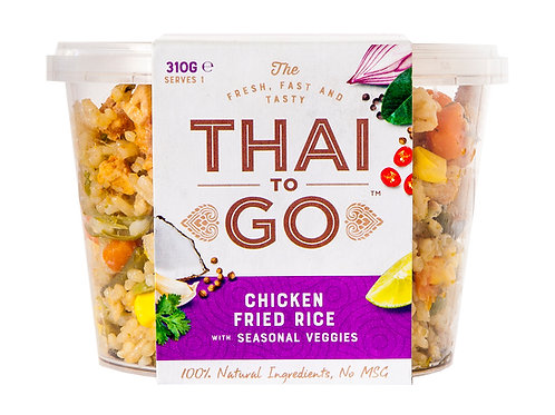 Thai to Go - Chicken Fried Rice 310g