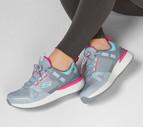 Sketchers grey sneakers