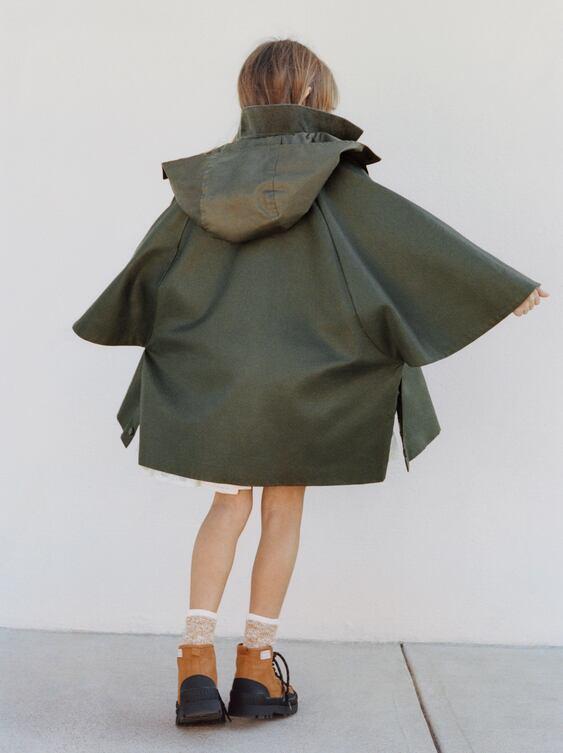 Raincoat for girls