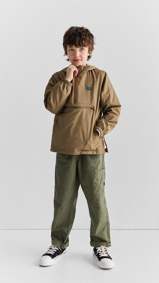 Hiking outfit for boys