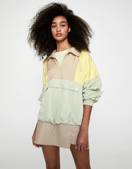 Pull & Bear spring raincoat