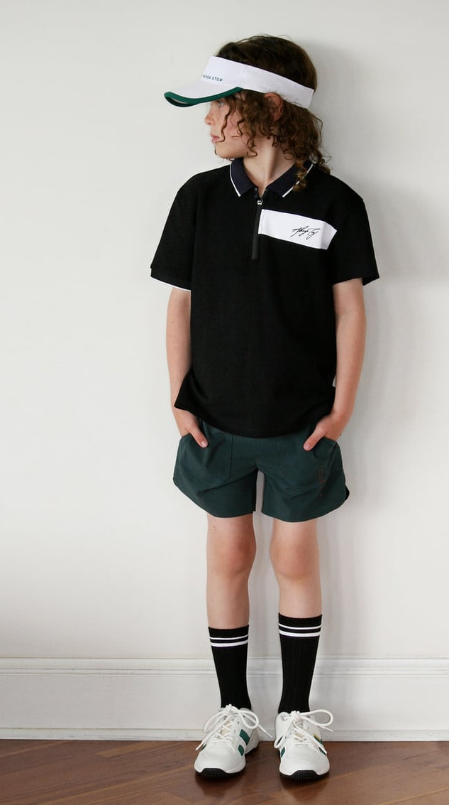 Zara sports outfit for boys