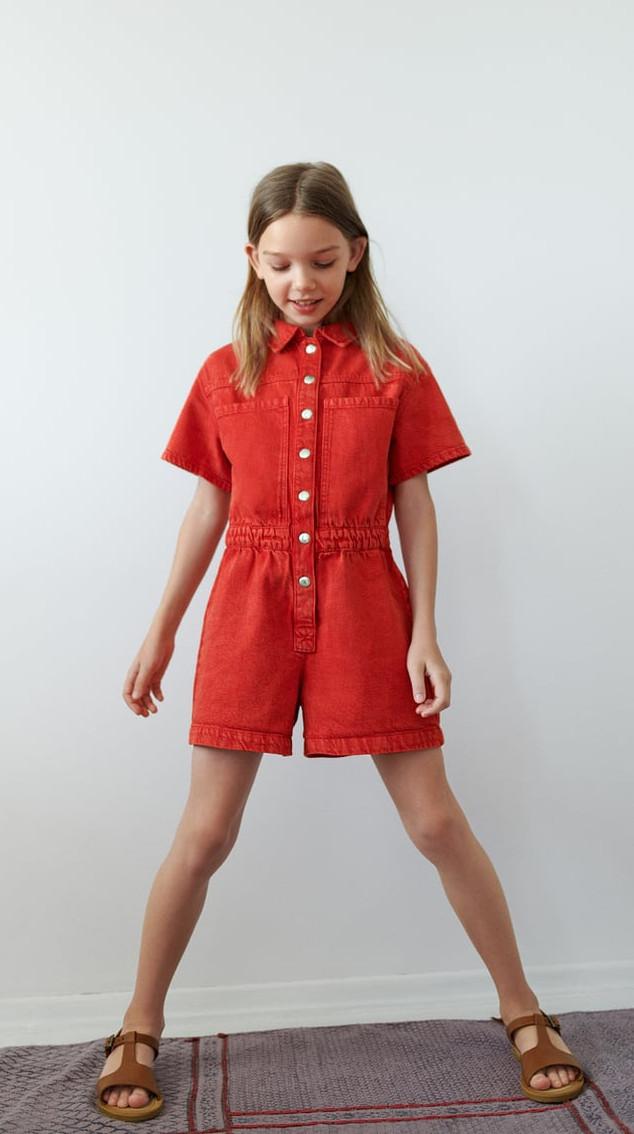 Zara summer trends for girls