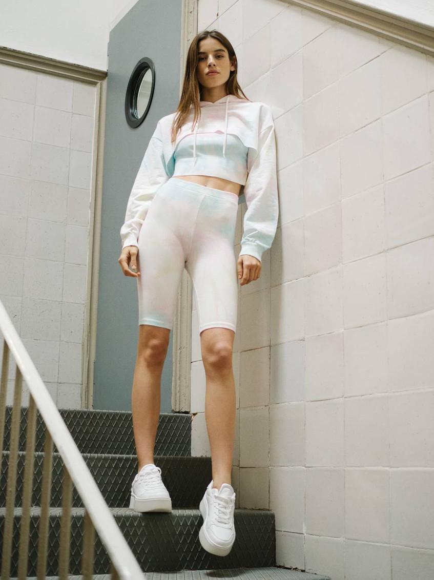 Bershka bermuda shorts