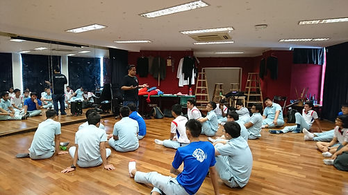 learn the best beatbox lessons and courses in singapore