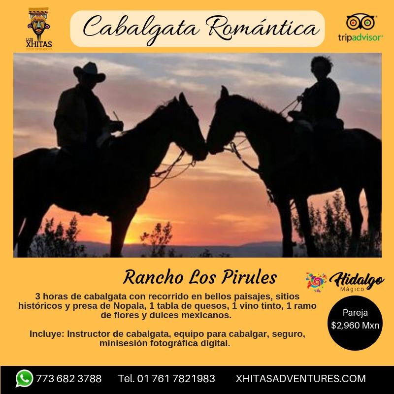 Cabalgata Romántica