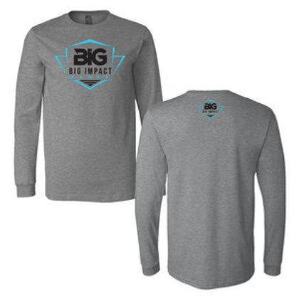 Big Impact Games Long Sleeved Tee