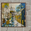Thumbnail: JAFFA STREET- a print of an original painting
