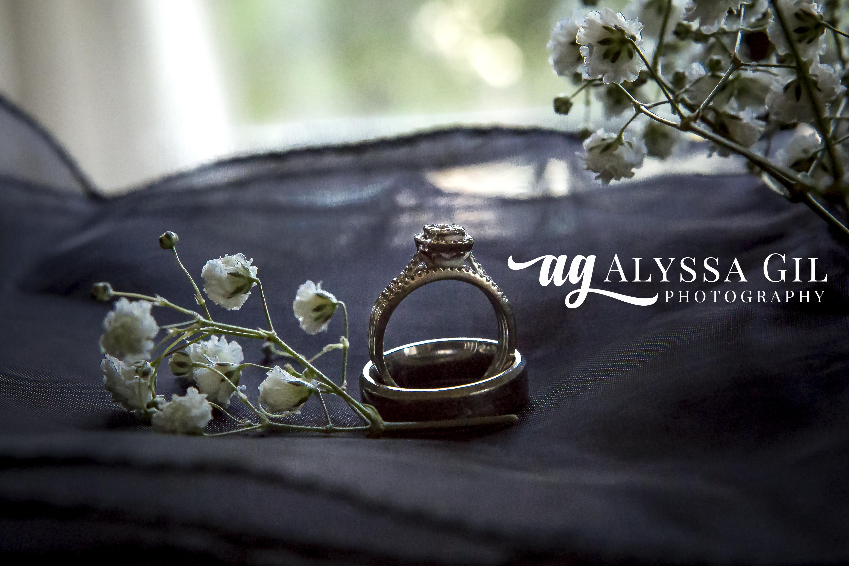 Alyssa Gil Photography -  Wedding Rings.