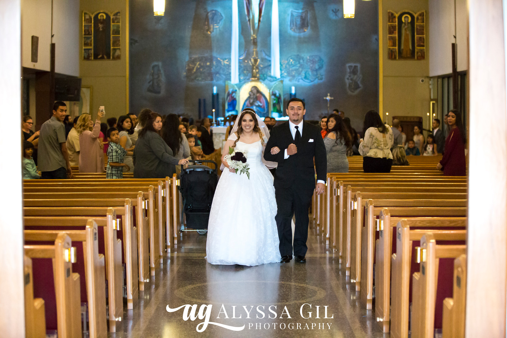 Alyssa Gil Photography -  Wedding Recess