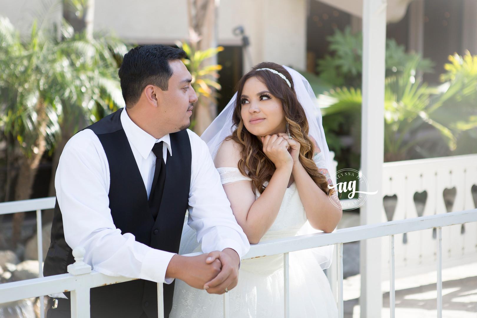 Alyssa Gil Photography - Wedding Portrai