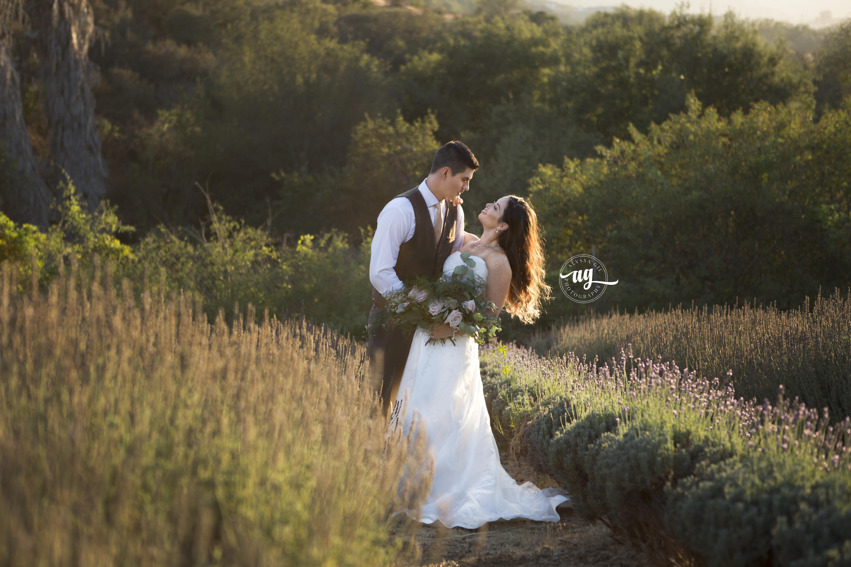Wedding Portrait - Alyssa Gil Photograph