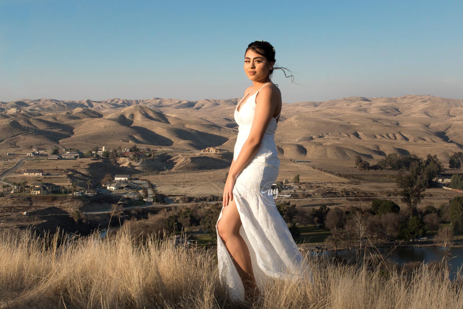 Bridal Portrait - Alyssa Gil Photography