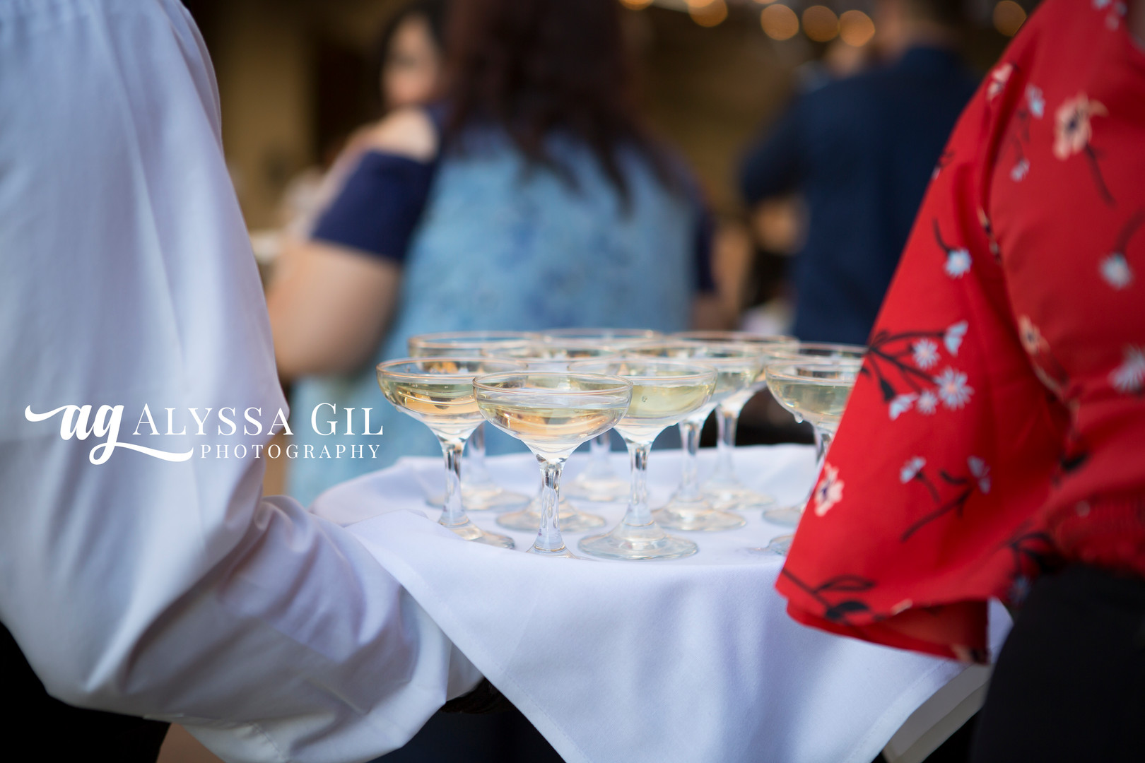 Alyssa Gil Photography -  Wedding Detail