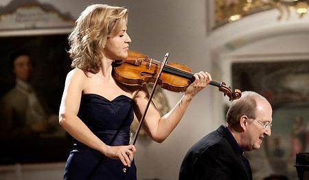 ברהמס, סונטות לכינור